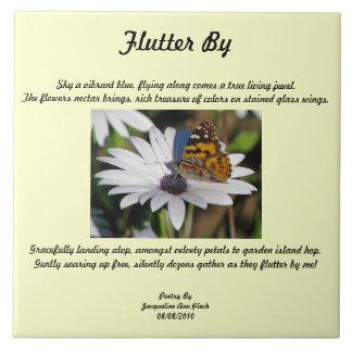 Flutter By Tile