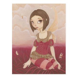Flutter - Fairy PostCard