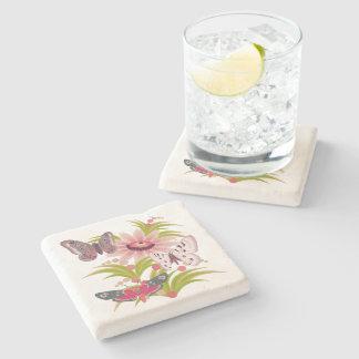 Flutter Stone Coaster