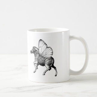 Flutter Zebra Mugs