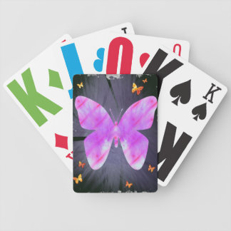 flutterburst bicycle playing cards