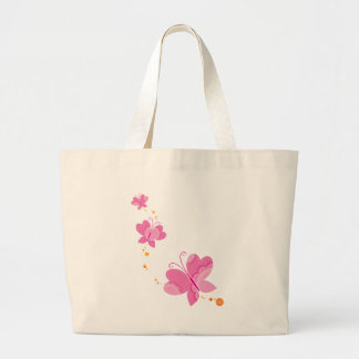 FLUTTERBY BUTTERFLIES :: series of three 1 Tote Bag