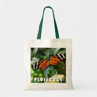 Flutterby - Butterfly tote