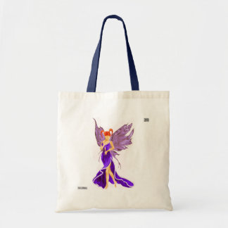 Flutterby Fae (Damson) Bag