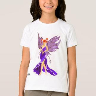 Flutterby Fae (Damson) T-Shirt