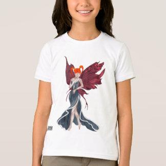 Flutterby Fae Fall-twin (1) T-Shirt