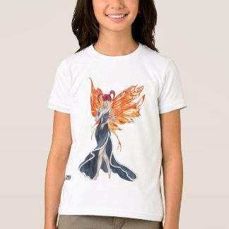 Flutterby Fae Fall-twin (2) T-Shirt