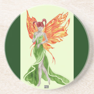 Flutterby Fae (Ivy) Coaster