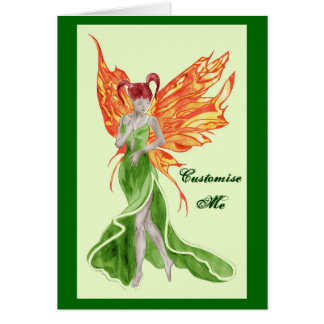 Flutterby Fae (Ivy) Greetings Cards
