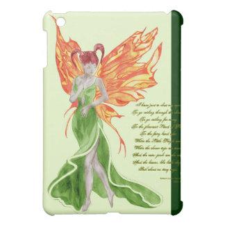 Flutterby Fae Ivy iPad case