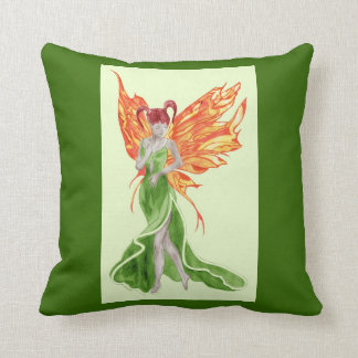 Flutterby Fae (Ivy) Pillows