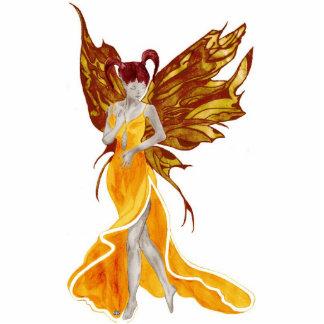 Flutterby Fae (Sunbeam) Acrylic Sculpture