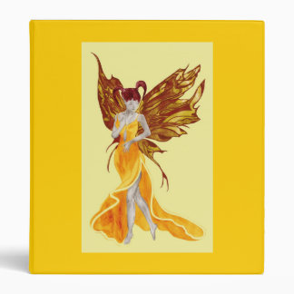 Flutterby Fae (Sunbeam) Binder