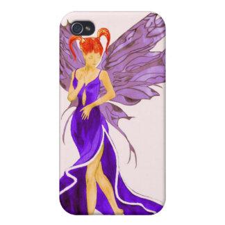 Flutterby Fae (sunbeam) iphone4 case