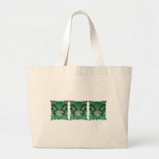 Flutterby Fairy Large Tote Bag