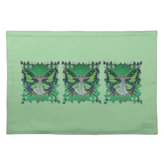 Flutterby Fairy Placemat