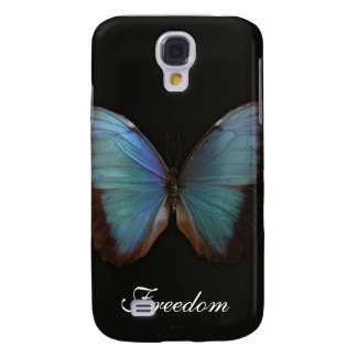 flutterby Freedom Galaxy S4 Cover