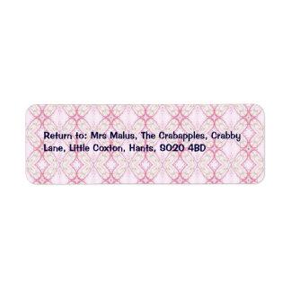 Flutterby Label