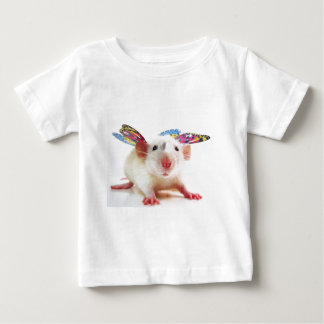 Flutterby rats! t shirts