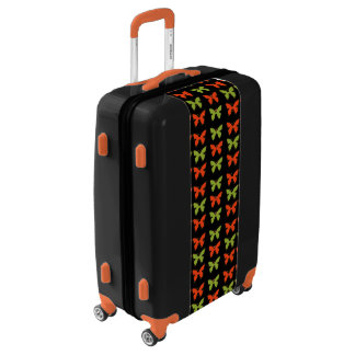 Flutterby travel bag designed by Nichola Artemenko