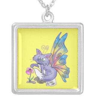 """""""Fluttercat"""" Necklace"""