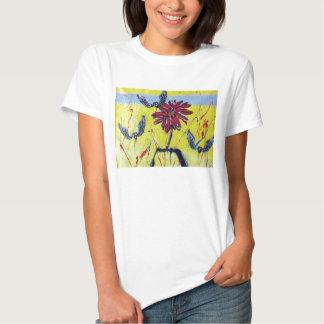 Fluttering Hearts Tee Shirt