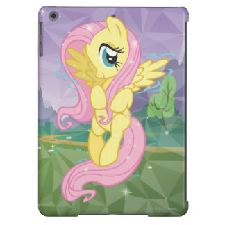 Fluttershy iPad Air Cover