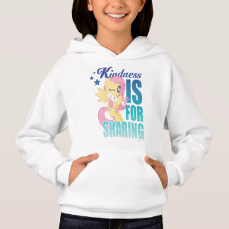 Fluttershy | Kindness Is For Sharing Hoodie