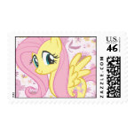 Fluttershy Postage Stamps