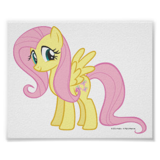 Fluttershy Poster