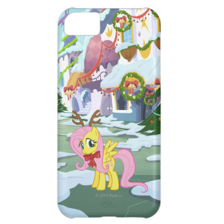 Fluttershy Reindeer iPhone 5C Cover