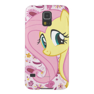 Fluttershy with Birds and Bees Galaxy S5 Case