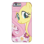 Fluttershy with Birds and Bees iPhone 6 Case