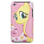 Fluttershy with Birds and Bees iPod Touch Case