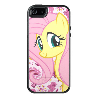 Fluttershy with Birds and Bees OtterBox iPhone 5/5s/SE Case