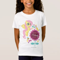 Fluttershy with Birds and Bees T-Shirt
