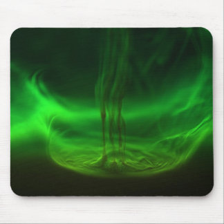Flux/Fluorescein in water Mouse Pad
