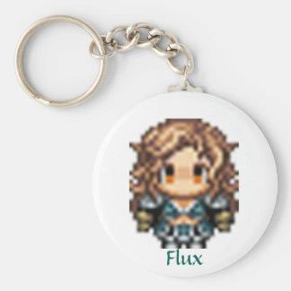Flux Keychain