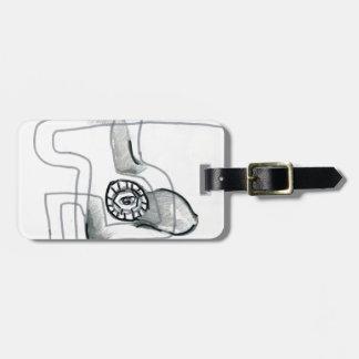 Fluxion Luggage Tag