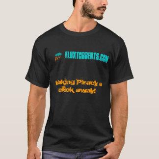 Fluxtorrent.com Shirt