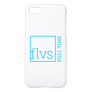 FLVS Full Time iPhone 7 or 7 Plus Case