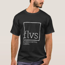 FLVS Men's Black Shirts