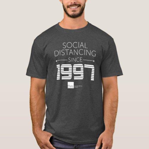 FLVS Mens Social Distancing T_Shirt