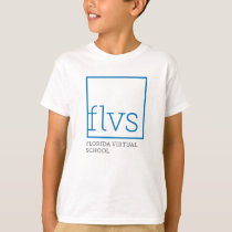 FLVS Youth White Shirts