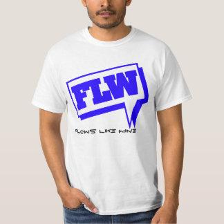 FLW blue T-Shirt