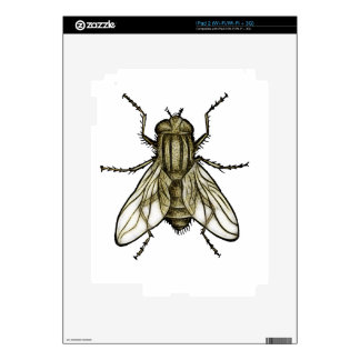 Fly 1a decals for iPad 2