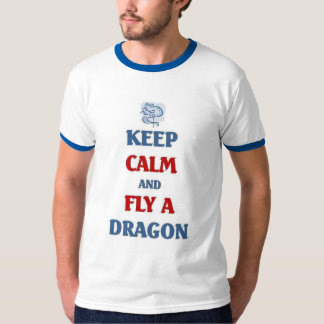 Fly a Chinese Dragon Kite T-Shirt