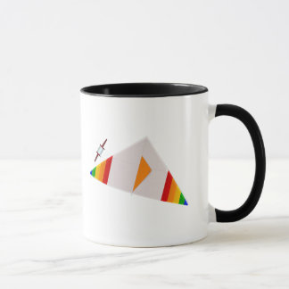 Fly a Kite Design Mug
