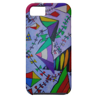 Fly A Kite! iPhone SE/5/5s Case