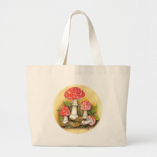 Fly Agaric Collection Bag